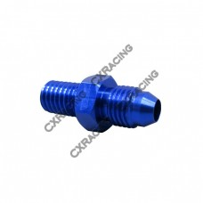 Aluminum Coupler Connector Turbo Oil fitting AN4 to M10x1.5 Thread 4AN AN 4