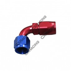 AN 6 AN6 90 Degree Swivel Oil/Fuel Hose End Aluminum Oil Fitting
