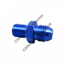 Aluminum Coupler Connector Turbo Oil fitting AN6 to M12x1.5 Thread 6AN AN 6