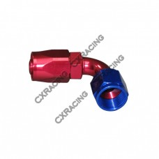 AN 10 10AN 10AN 90 Degree Swivel Oil/Fuel Hose End Aluminum Oil Fitting