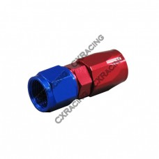 AN 10 AN10 10AN Straight Reusable Hose End Anodized Aluminum Oil Fitting