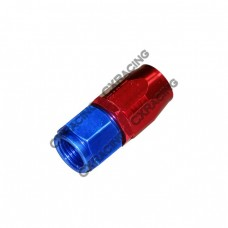 AN 8 AN8 8AN Straight Reusable Hose End Anodized Aluminum Oil Fitting