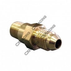 GT25 GT28 GT35 T25 Copper Turbo AN4 Oil Feed Restrictor Fitting Inlet,  M12 x1.0 Thread