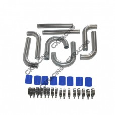"2.5"" INTERCOOLER PIPING KIT for KA24DE SR20DET"