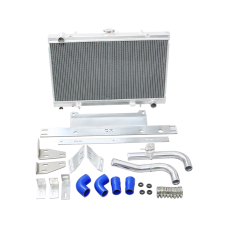 Radiator Pipe Bracket Kit For 86-91 Mazda RX7 FC LS1 Engine