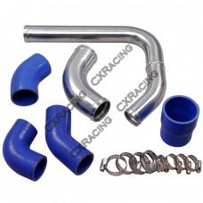 Radiator Aluminum Hard Piping Kit For 64-67 Chevelle BBC Big Block 396 402