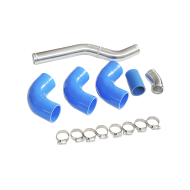 """1.5"""" Aluminum Radiator Piping Kit for BMW E36 with LS1/LSx Swap"""
