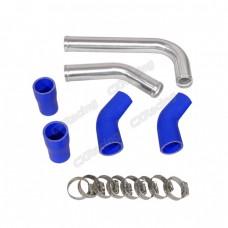 Radiator Hard Pipe Kit For 240Z 260Z 280Z Radiator SR20DET Engine Swap