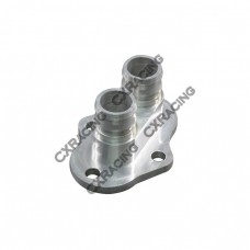 Aluminum Water neck for Mazda FC FD with 13B Motor, Using Electric Water Pump