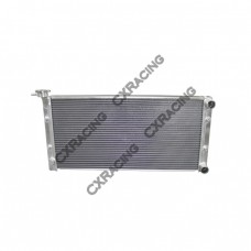 Aluminum Radiator For Datsun 510 with KA24DE Engine (NOT SR20DET) Swap, Manual Transmission