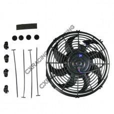"12"" High Performance Slim Radiator Fan 2.5"" Thickness"
