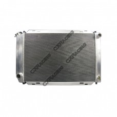 Aluminum Radiator For 79-93 Mustang with Manual Transmission
