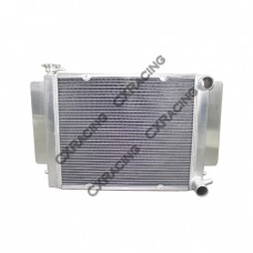 Aluminum Radiator For Mazda RX-7 1st Gen FA FB Manual Transmission