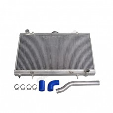 Radiator + Water Pipe Kit for 89-99 Nissan 240SX S13 S14 S15 1JZ-GTE 2JZ-GTE Swap