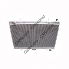 """Aluminum Radiator For 89-94 Nissan 240SX S13 Chassis with SR20DET Engine Swap 25""""x16.75""""x1.6"""""""