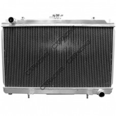 """Radiator For 95-99 Nissan 240SX S14 Chassis with S14 S15 SR20DET Engine Swap, Core: 25""""x16.75""""x1.6"""""""
