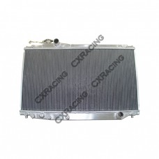 Aluminum Radiator For 93-98 Toyota Supra Turbo Manual  Transmission
