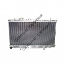 Aluminum Radiator For 02-07 SUBARU WRX and WRX/STi 2.0L or 2.5L Manual Transmission