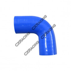 "1.25"" 90 Deg Silicon Hose Coupler For Turbo Intercooler Pipe"