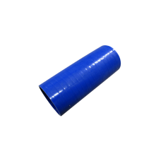 "1.25"" 535mm Enforced Universal Blue Silicon Coupler Hose"