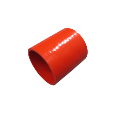 "1.5"" Straight Red Silicon Hose For Turbo Intercooler Pipe 3"" Long"