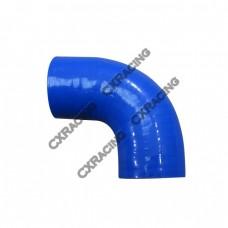 """2.25"""" 90 Deg Elbow Silicon Hose Coupler For Intercooler Pipe"""