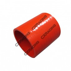 """2.75"""" Red Silicon Hose Coupler For Turbo Intercooler Pipe"""
