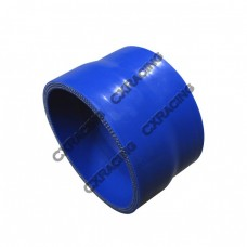 """2.75"""" - 2.63"""" Blue Silicon Hose Reducer Coupler Straight Intercooler Pipe"""