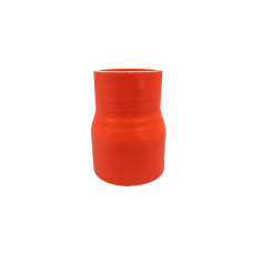 """2.5""""-3"""" Red Silicon Coupler Hose Reducer for Intercooler Turbo Pipe"""