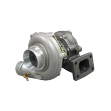 """T3 T04E Turbo Charger , .60 A/R Compressor, .63A/R Turbine , 5 Bolt Exhuast, 3"""" Inlet & 2"""" Outlet"""